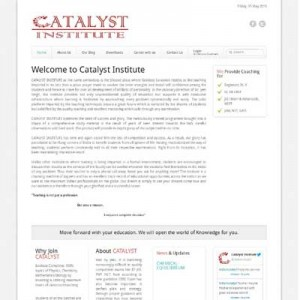 CATALYST INSTITUTE