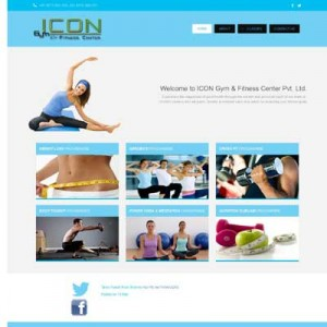 ICON GYM AND FITNESS CENTER
