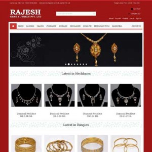 RAJESH GEMS & JEWELS PVT. LTD.